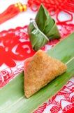 Bolas de masa hervida chinas del arroz Fotos de archivo