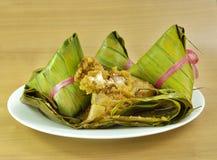 Bolas de masa hervida del arroz Fotografía de archivo libre de regalías