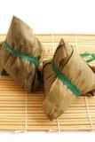Bolas de masa hervida del chino tradicional Foto de archivo