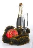 Bolas de Navidad Fotos de archivo