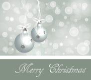 Bolas de Navidad Fotografía de archivo libre de regalías