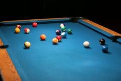 Bolas de piscina Imagen de archivo