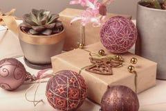 Bolas de Temari, una bola de la artesanía en estilo japonés tradicional Imagen de archivo libre de regalías