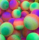 Bolas del arco iris Imagen de archivo libre de regalías