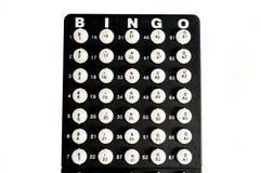 Bolas del bingo Foto de archivo libre de regalías