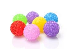 Bolas del color fotografía de archivo libre de regalías