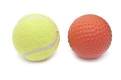 Bolas del deporte Fotos de archivo