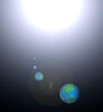 Bolas del mundo del tenis Imagen de archivo