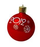 bolas del Nuevo-año Foto de archivo libre de regalías