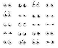 Bolas del ojo Fotografía de archivo libre de regalías