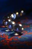 Bolas del resplandor Fotografía de archivo libre de regalías