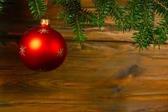 Bolas do Natal Foto de Stock