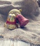 Bolas do Natal para a decoração do Natal Fotografia de Stock Royalty Free