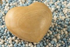 Bolas holandesas tradicionais do anis do alimento, muisjes, para o nascimento de um son-3 fotos de stock