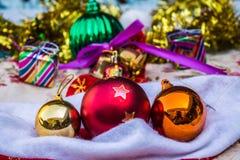 Bolas para los festivales Imagen de archivo libre de regalías