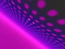 Bolas rosadas 3d Imagen de archivo libre de regalías