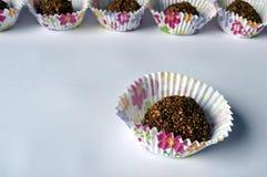 Bolas sopladas del cereal fotos de archivo libres de regalías