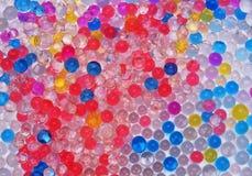 Bolas transparentes da água Fotos de Stock Royalty Free