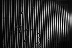 Bolas y persianas ligeras Foto de archivo