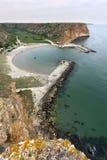 Bolata beach Kaliakra Royalty Free Stock Image
