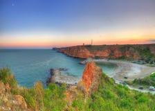 Bolata-Bucht, Bulgarien Lizenzfreie Stockfotografie