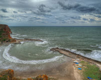 Bolata cove, Bulgaria Royalty Free Stock Image