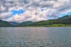 湖Bolboci 库存照片