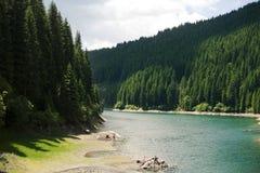 Bolboci jezioro Zdjęcie Royalty Free