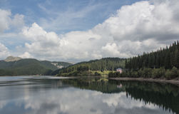 Bolboci jezioro Fotografia Royalty Free