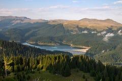Bolboci lake Stock Photos