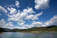 Bolboci lake Royalty Free Stock Photography