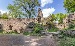 Bolczow Castle Royalty Free Stock Image