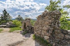 Bolczow Castle Stock Image