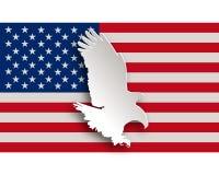Bold eagle Stock Photography