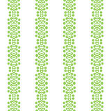 Bold simple vertical ornamented pattern Stock Photo
