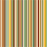 Bold Stripes Background. Illustration in fall colors Stock Images