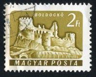 Boldogko Castle στοκ φωτογραφίες με δικαίωμα ελεύθερης χρήσης