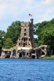 boldt城堡重点海岛找出美国 图库摄影