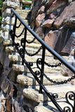 boldt城堡重点海岛找出美国 免版税图库摄影