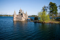 boldt κάστρο Στοκ φωτογραφία με δικαίωμα ελεύθερης χρήσης