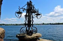 boldt καρδιά τοποθετημένες νησί ΗΠΑ κάστρων Στοκ Φωτογραφίες
