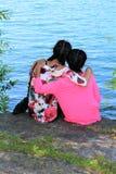 boldt καρδιά τοποθετημένες νησί ΗΠΑ κάστρων Στοκ Εικόνες