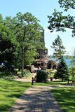 boldt καρδιά τοποθετημένες νησί ΗΠΑ κάστρων Στοκ Εικόνα