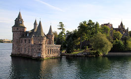 Boldt Castle Royalty Free Stock Image
