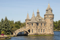Boldt Castle Stock Photos