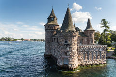 Boldt Castle on the St. Lawrence Stock Photos