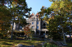 Boldt Castle in Thousand Islands, New York Stock Photo