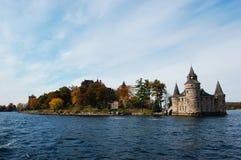 Boldt Castle in Thousand Islands, New York Stock Photos