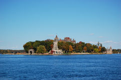 Boldt Castle in Thousand Islands, New York Stock Photos