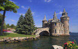 Boldt Castle, Thousand Islands Royalty Free Stock Image